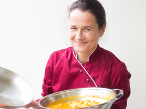 Birgit Weidt Jounalistin Autorin Köchin
