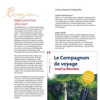 Aus: Tourismusheft Réunion